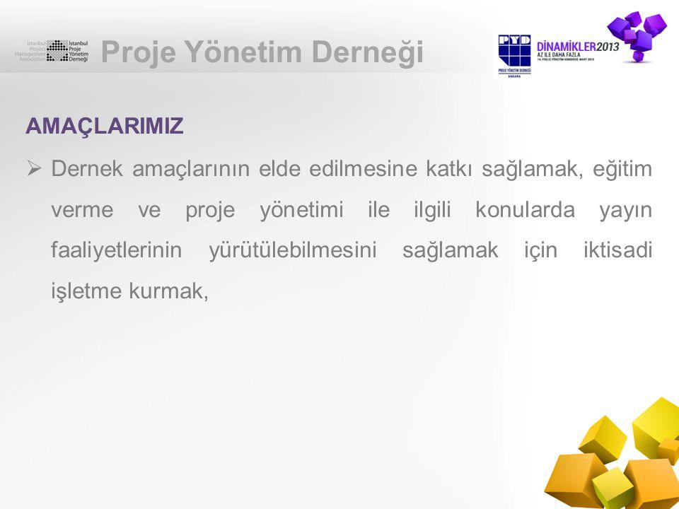 Proje Yönetim Derneği ÖLÇME NEDİR.
