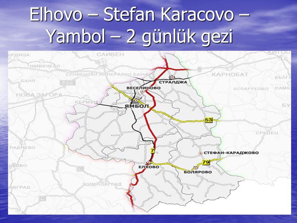 Yambol ili Bulgaristan Cumhuriyeti'nin güneydoğu kısmında yer alır.