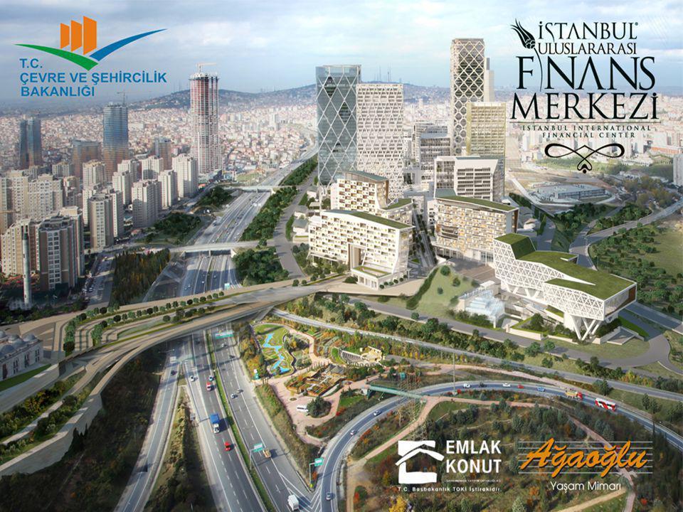 İstanbul' un bu konudaki en büyük rakibi olarak kabul edilen Dubai Uluslararası Finans Merkezi, 2004 yılındaki kuruluşundan sonra, Ortadoğu' daki siyasal sıkıntılardan dolayı yeni bir rota arayan uluslararası ve bölgesel pek çok finansal kuruluşu bünyesinde toplamıştır.
