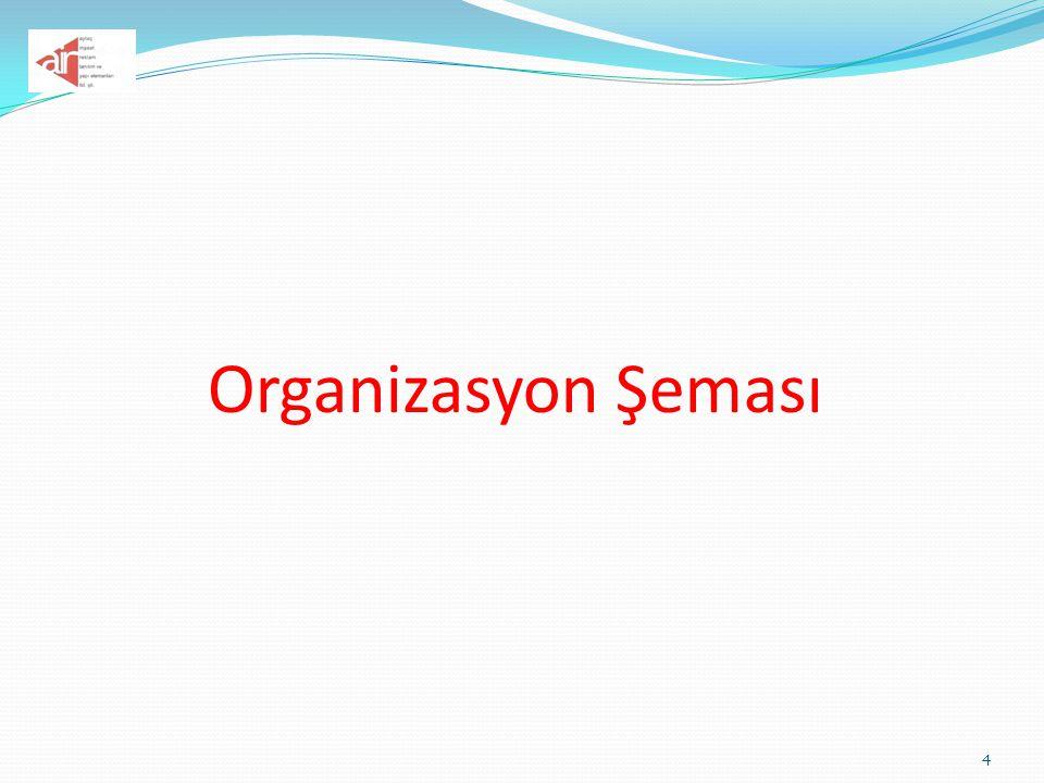 Organizasyon Şeması 4