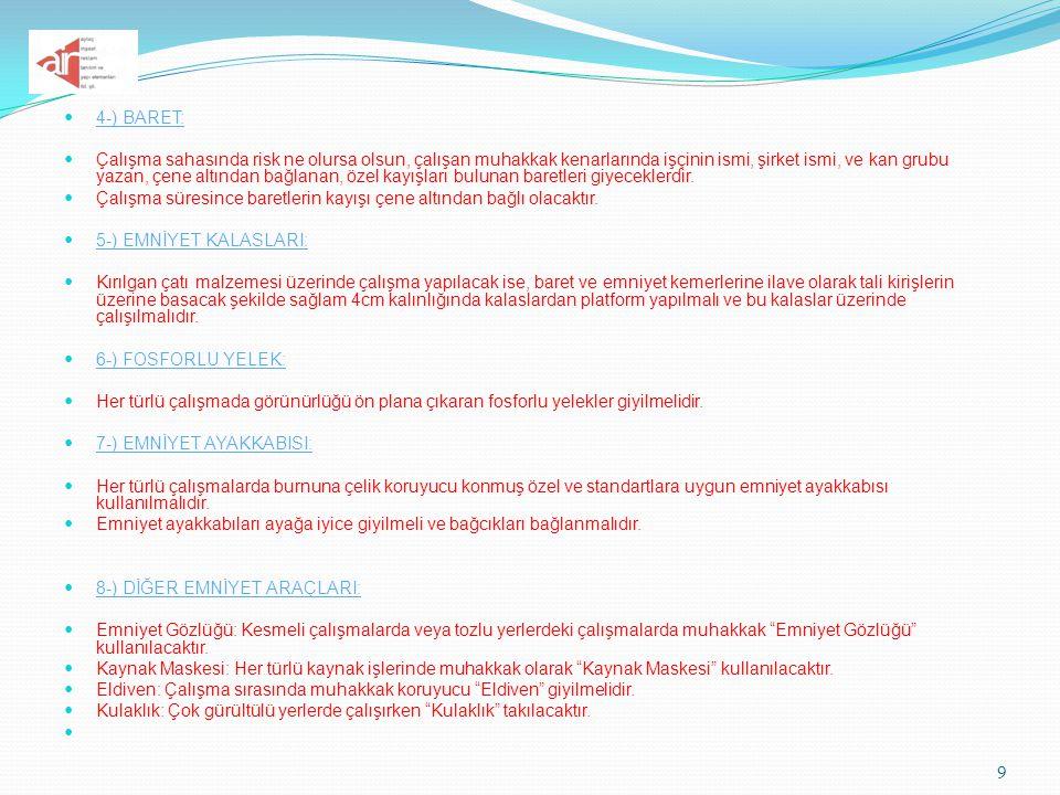 Sertifikalar & Diplomalar 20 Genel Md.Yrd.