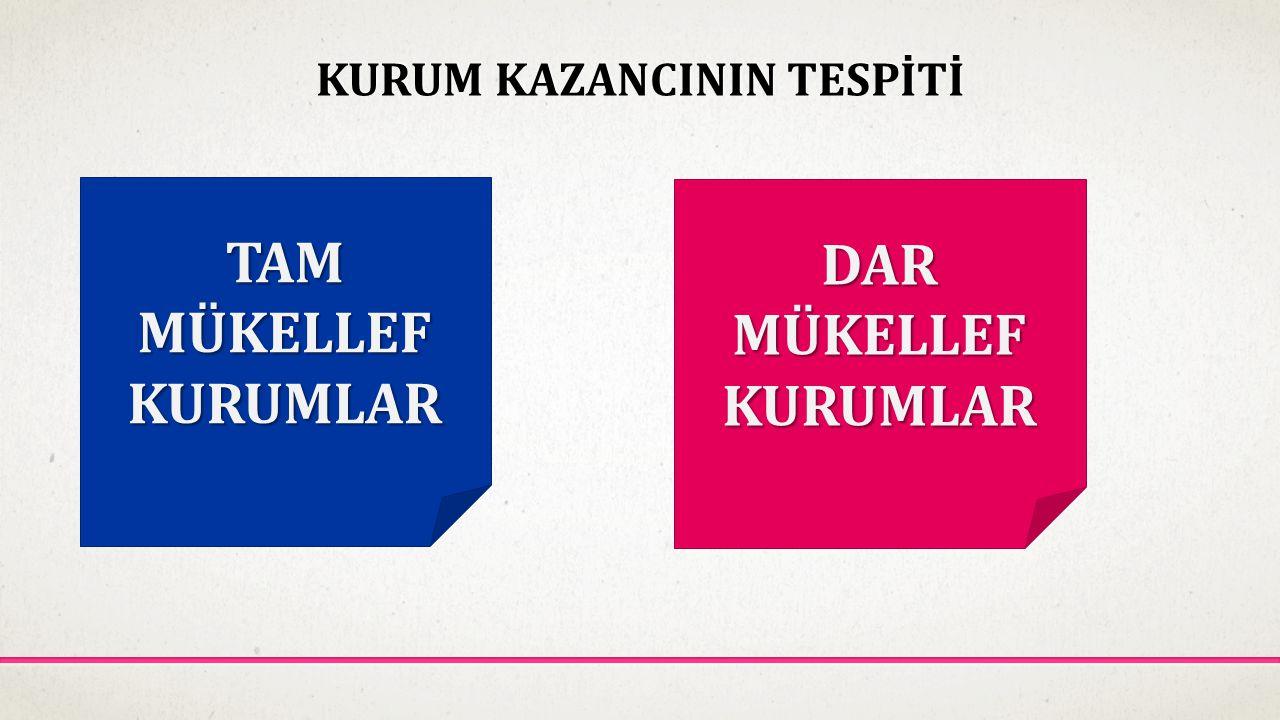 YURT DIŞI İŞTİRAK KAZANCI İSTİSNASI 1.İştirak edilen kurumun anonim veya limited şirket niteliğinde bir kurum olması, İştirak edilen kurumun kanuni ve iş merkezinin Türkiye'de bulunmaması, 2.İştirak payını elinde tutan kurumun, yurt dışı iştirakin ödenmiş sermayesinin en az %10'una sahip olması, 3.İştirak kazancının elde edildiği tarih itibarıyla, iştirak payının kesintisiz olarak en az bir yıl süre ile elde tutulması, 3- İştirak kazancının (kâr payı dağıtımına kaynak olan kazançlar üzerinden ödenen vergiler de dahil olmak üzere) iştirak edilen kurumun faaliyette bulunduğu ülke vergi kanunları uyarınca en az %15 oranında; iştirak edilen yabancı kurumun esas faaliyet konusunun finansman temini veya sigorta hizmetlerinin sunulması ya da menkul kıymet yatırımı olması durumunda, iştirak edilen kurumun faaliyette bulunduğu ülke vergi kanunları uyarınca en az Türkiye'de uygulanan kurumlar vergisi oranında, 4- gelir ve kurumlar vergisi benzeri toplam vergi yükü taşıması, 4- İştirak kazancının, elde edildiği hesap dönemine ilişkin kurumlar vergisi beyannamesinin verilmesi gereken tarihe kadar Türkiye'ye transfer edilmesi