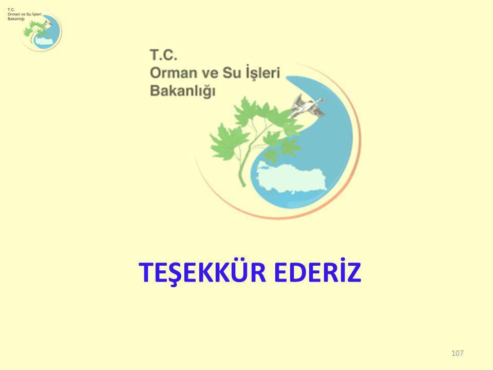 TEŞEKKÜR EDERİZ 107