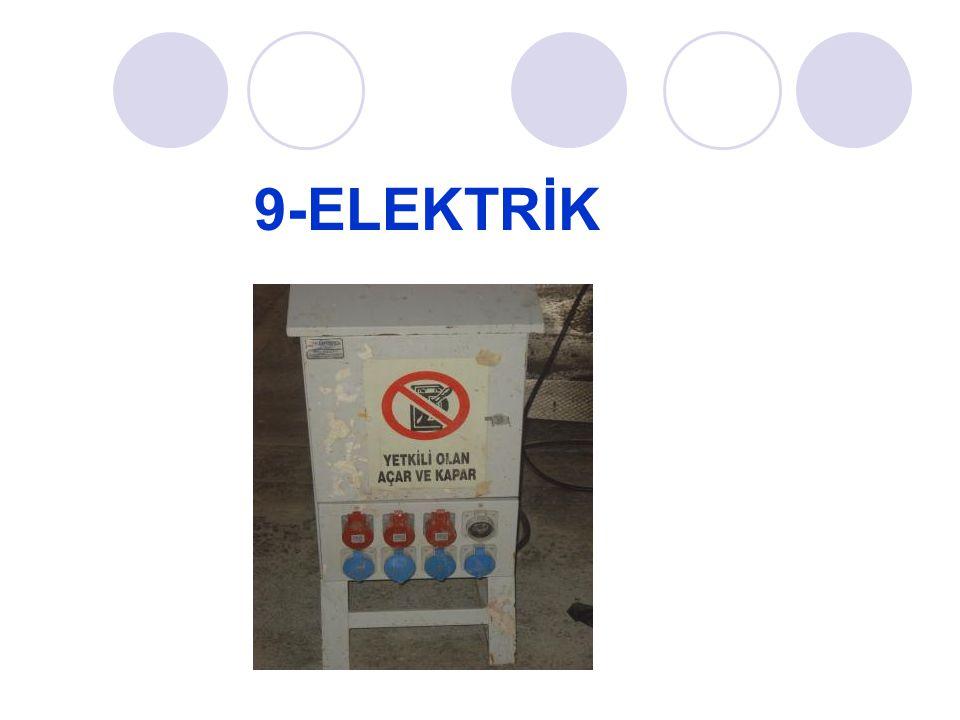 9-ELEKTRİK