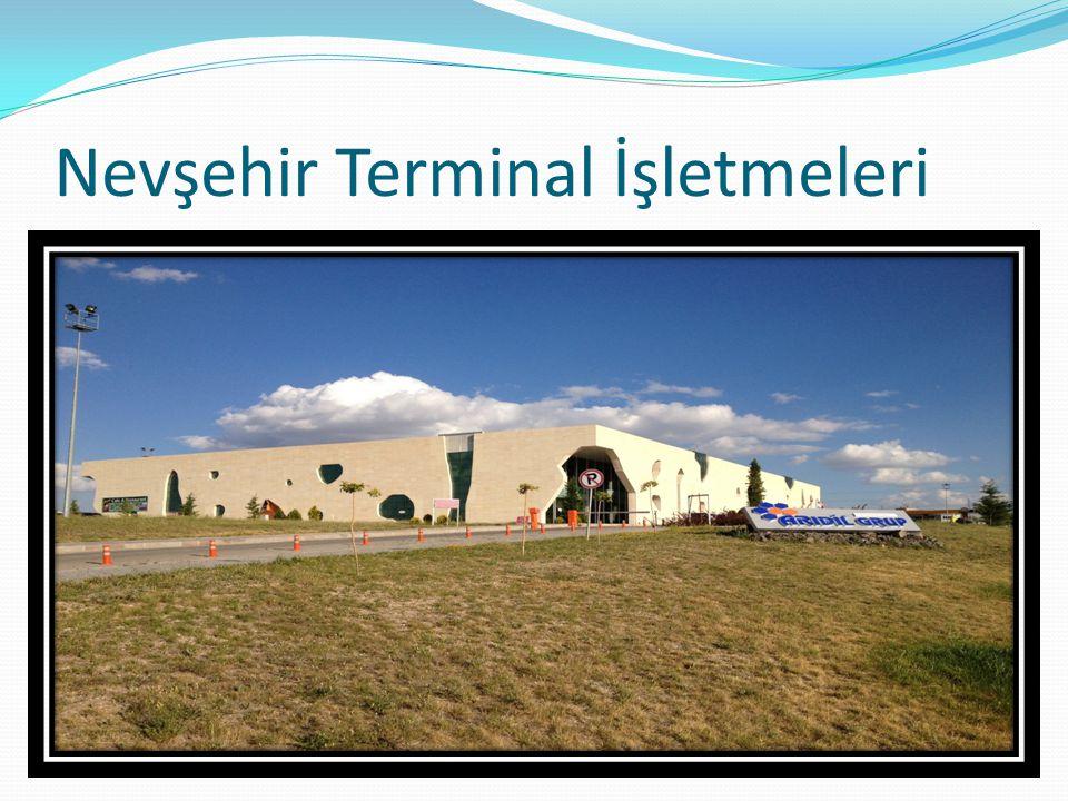 Nevşehir Terminal İşletmeleri