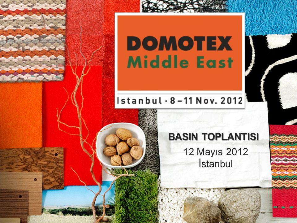 1 BASIN TOPLANTISI 12 Mayıs 2012 İstanbul