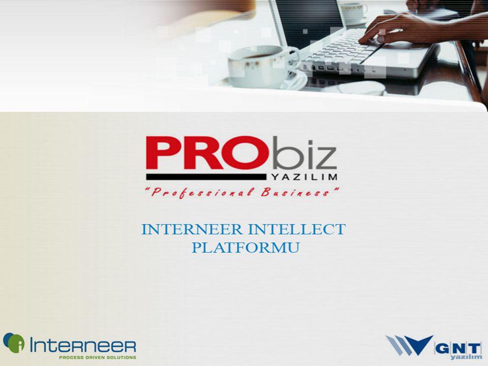  PRObiz Yazılım; Interneer'ın Türkiye'deki temsilciliğini yürütmekte olup 2004 yılından itibaren birçok başarılı projeye imza atmıştır.