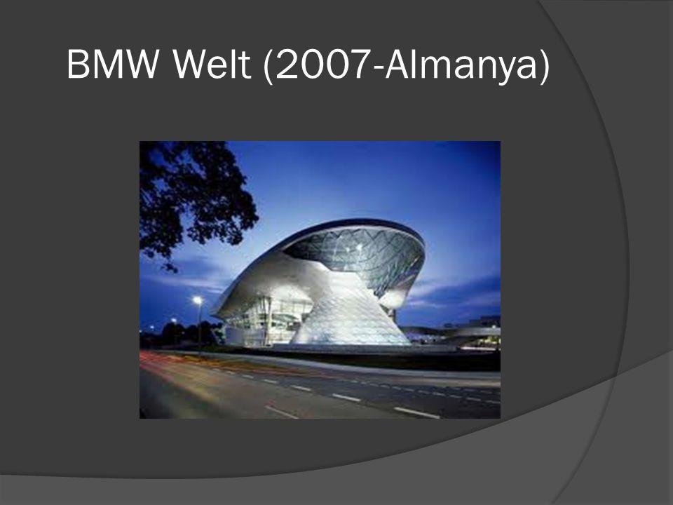 BMW Welt (2007-Almanya)
