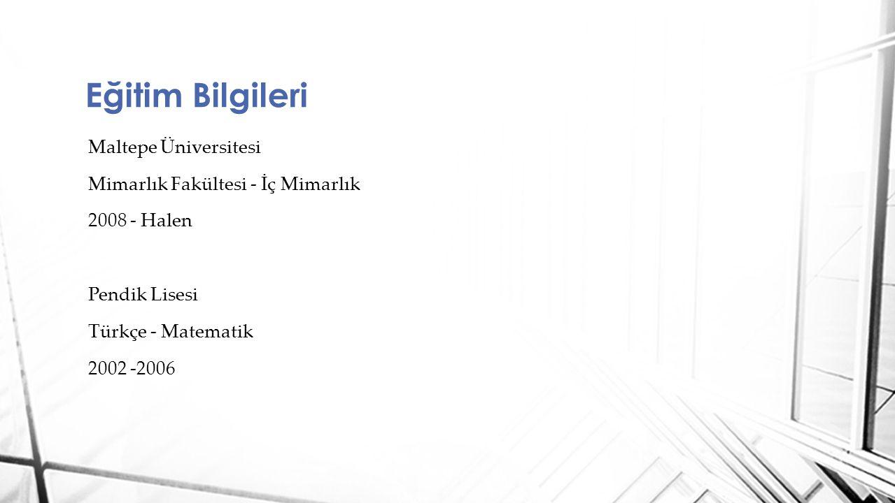 Seminerin veya Kursun Konusu: Zaman Yönetimi Eğitim Kurumunun Adı: Yönelim Danışmanlık Eğitim Yeri: İstanbul Eğitim Süresi: 2 Gün (10 Saat) Seminerin veya Kursun Konusu: Kişisel Gelişim ve Beden Dili Eğitim Kurumunun Adı: TUSİAD Eğitim Yeri: İstanbul Eğitim Süresi: 3 Gün (15 Saat) Diğer Beceri & Nitelikler