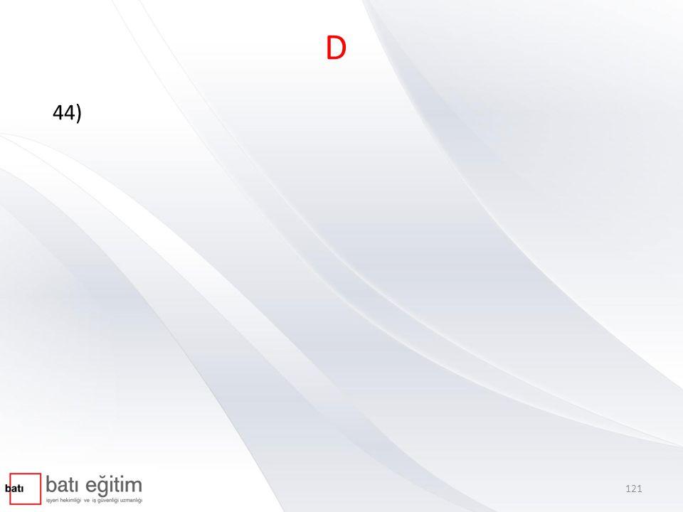 D 44) 121