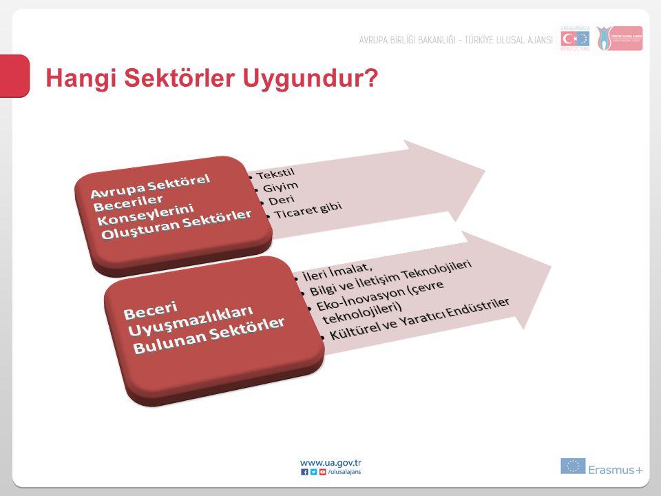 Hangi Sektörler Uygundur?