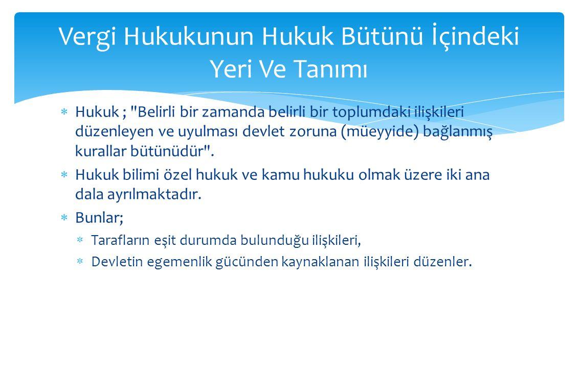 Hukuk ;