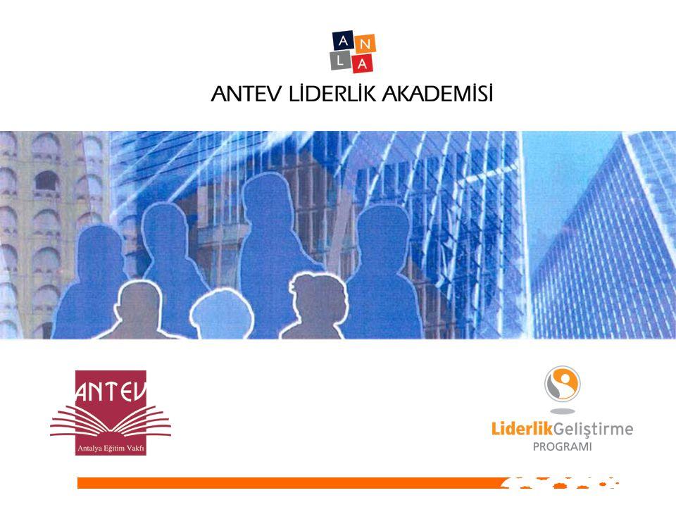KURULUŞ TARİHİ1993 KURUCULARANSİAD önderliğinde, ATSO katılımı ile, 43 Antalyalı İşadamı AMACI • Antalya liselerinden mezun, başarılı ve ihtiyacı olan İşletme ve Mühendislik Fakültesi öğrencilerine burs vermek, • Yönetici Eğitimleri Organize Etmek ÖNCEKİ DÖNEMLERDE YÖNETİM KURULUNDA BULUNANLAR • DR.