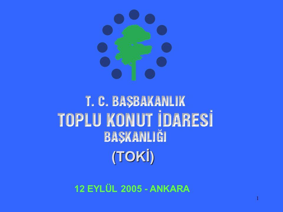 2  TANITIM  HÜKÜMETİN KONUT POLİTİKASI  UYGULAMALAR  2006-2007 HEDEFLERİ  SORUNLAR  SONUÇ T.