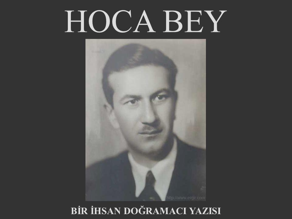 HOCA BEY