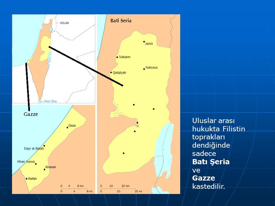 Günlük uygulamalar Yerleşimci terörü Yahudi yerleşim birimlerinde yaşayan fanatikler Filistinlilere sürekli tacizde bulunuyor.