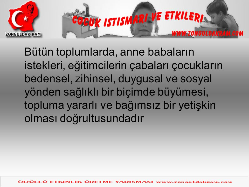 ÖRNEK OLAY 2 Öğretmenin azarlamasını onuruna yediremeyerek okuduğu Özel Türk Lisesinin 6.