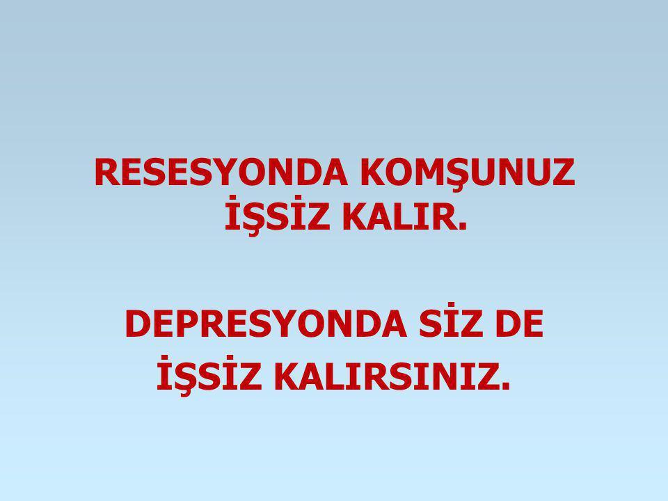 30 Krizden Çıkış İçin Öneriler: Türkiye Ekonomisi -Mali Disiplin -Güçlü Gözetim ve Denetim -Yabancı yatırımların Desteklenmesi -Yatırım Ortamının Daha da İyileştirilmesi -Daha Fazla Tasarruf -Ar-Ge ve İnovasyon -Yapısal Reformlara Devam Edilmesi -Ekonomik Aktörlere Güven Verilmesi -Mikro Reformlar ve Verimlilik Artışı -Siyasi İstikrar -Güçlü Piyasa Ekonomisi İçin İyi Çalışan Bir Hukuk Sistemi -Daha Güçlü Bir Demokrasi ve Daha İyi Fiziki ve Beşeri Sermaye -Saydamlık ve Hesapverilebilirliğin Arttırılması