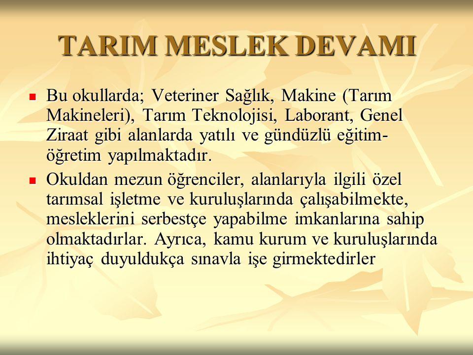  ASKERİ LİSE VE BANDO ASTSUBAY HAZIRLAMA OKULUNA ÖĞRENCİ TEMİNİ