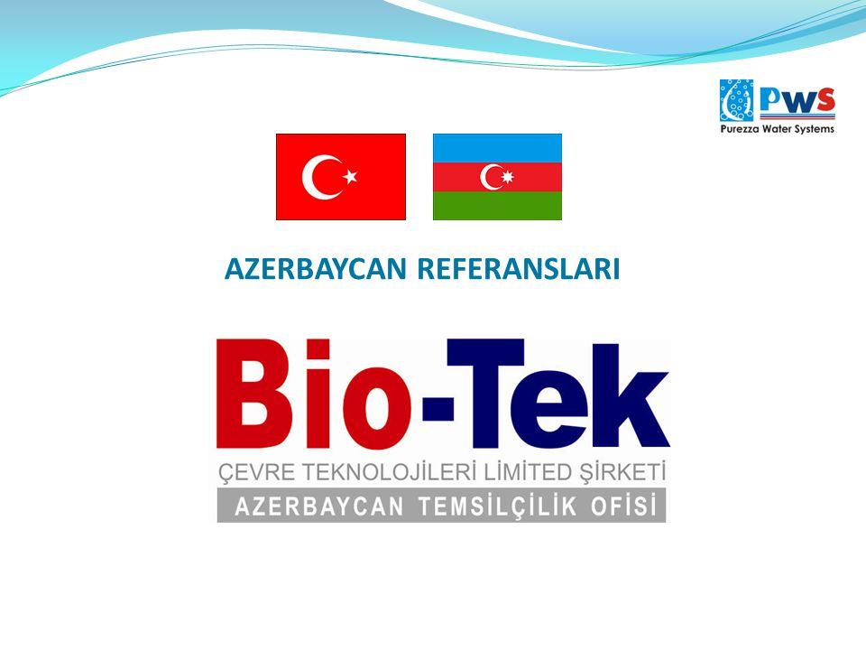 AZERBAYCAN REFERANSLARI
