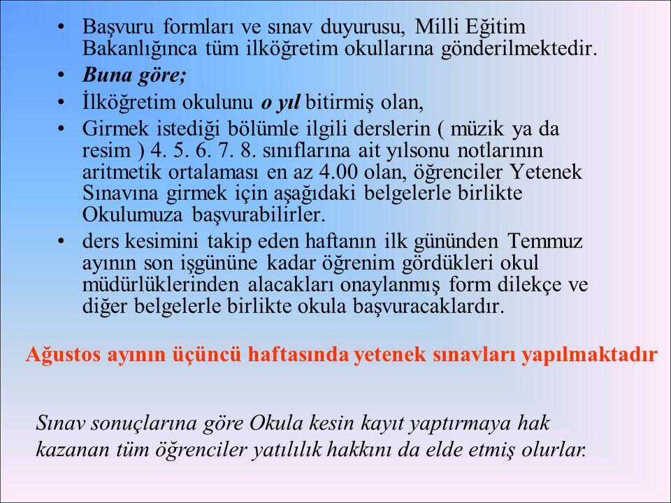 • G• Giriş Koşulları : - OGES ile öğrenci alıyor.