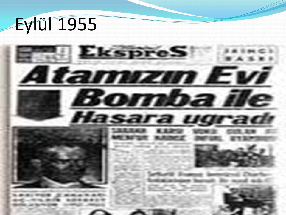 Eylül 1955