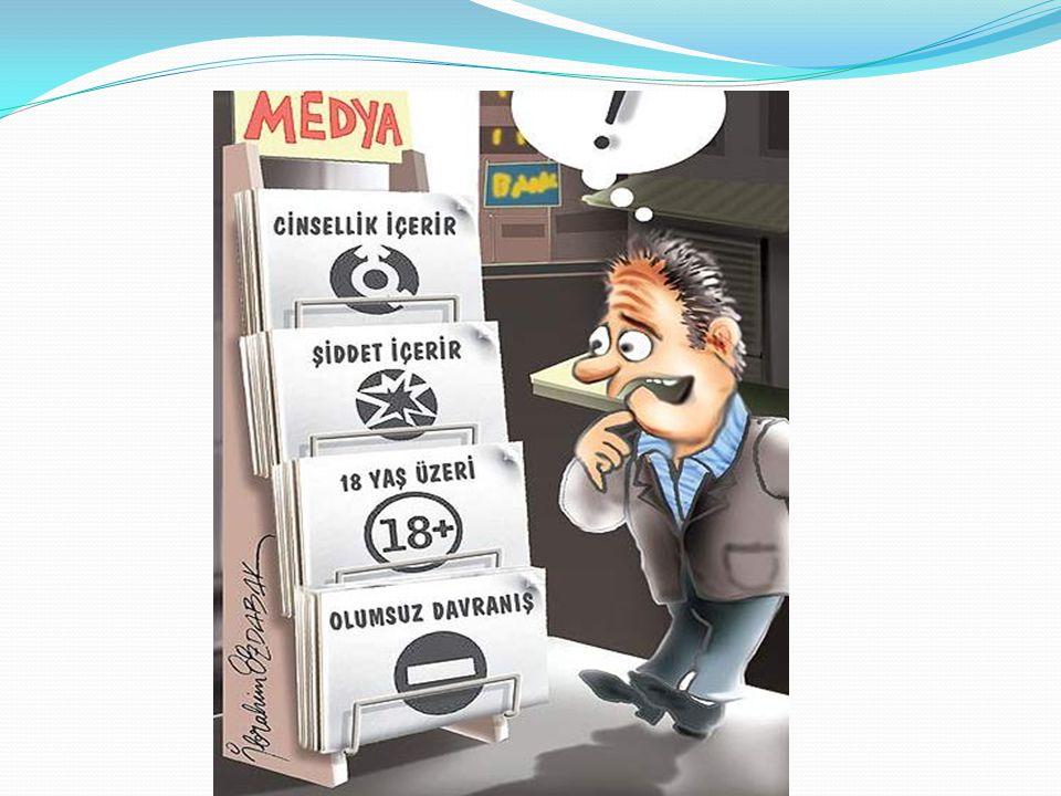 Medya'nın bize etkisi nedir?  KAD –Medya ilişkisi ?