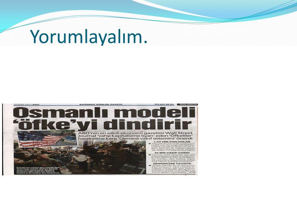 www. kritik-analitik.com & Ç Ö Z Ü M Gerçeği Araştırma Ve Düşünce Derneği ESKİŞEHİR. 2011 80