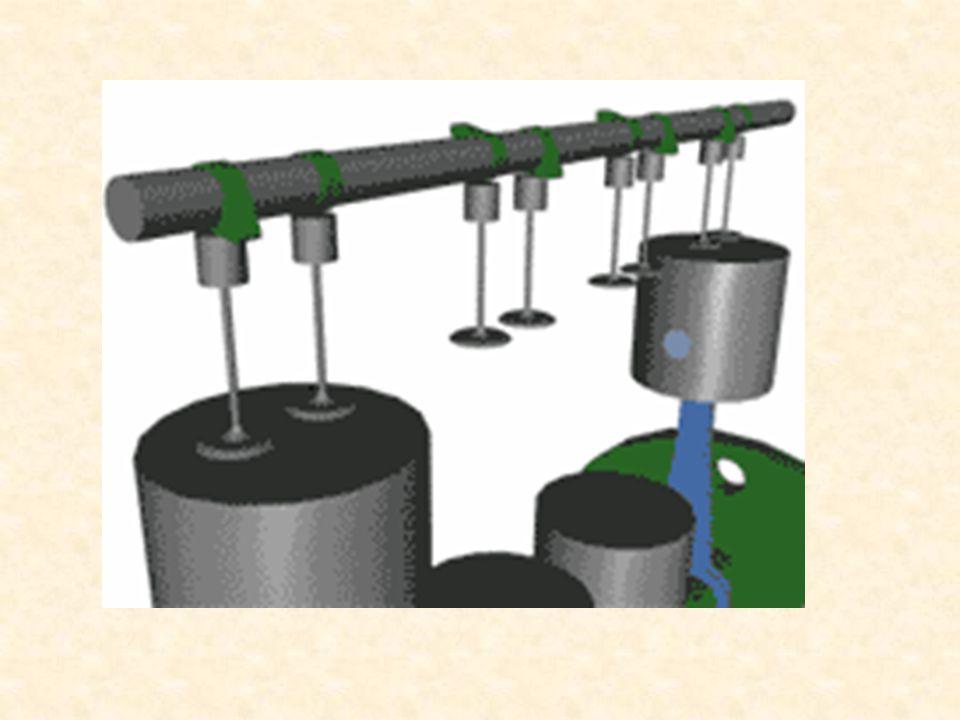 Karbüratör: Hava filtresinde temizlenerek gelen hava ile benzin otomatiğinden gelen benzini 1/15 oranında karıştırıp emme manifoltuna verir.Karbüratör emme manifoltunun üzerinde bulunur.