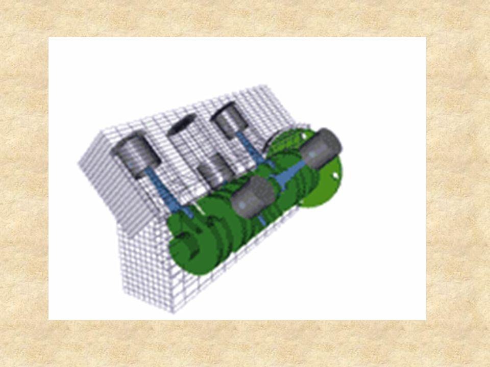Termostat: Önce motorun erken ısınmasını sağlar, motor ısındıktan sonra motorun çalışma sıcaklığını sabit tutar.