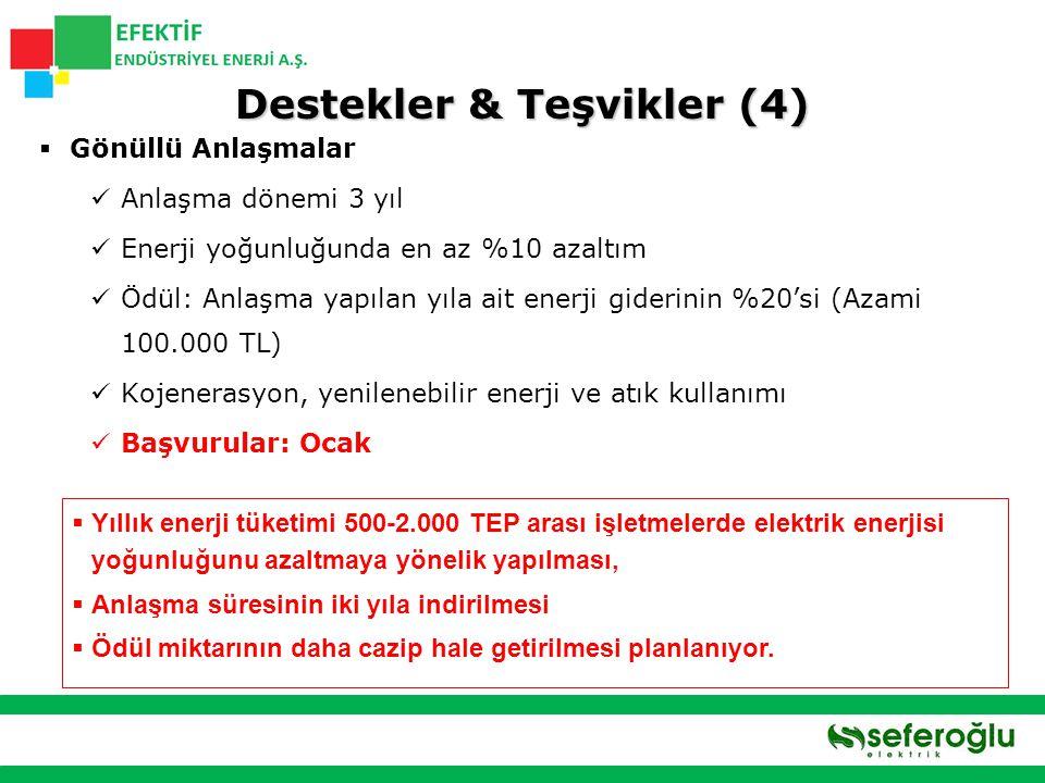  Gönüllü Anlaşmalar  2010-2012 Dönemi İçin Gönüllü Anlaşma Yapılan Endüstriyel İşletmeler ve Enerji Yoğunluğu Azaltma Oranı Taahhütleri - Çimsa Çimento San.