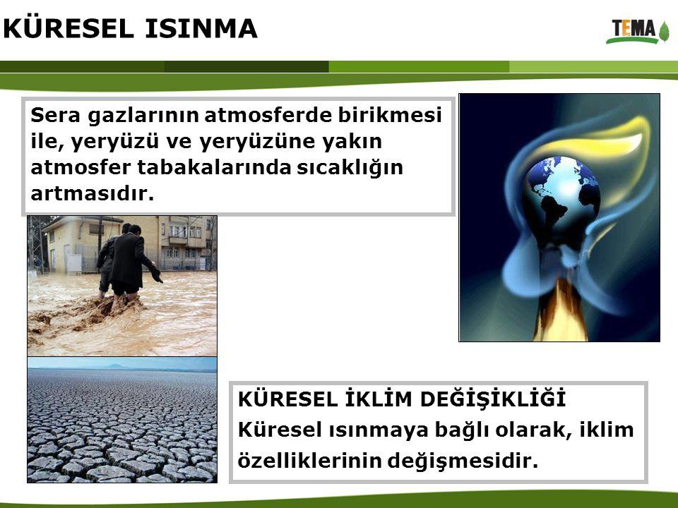 Suyun değeri kuyu kuruduğu zaman anlaşılır. Geleceğimiz için yeşile,suya ve havaya sahip çıkalım.
