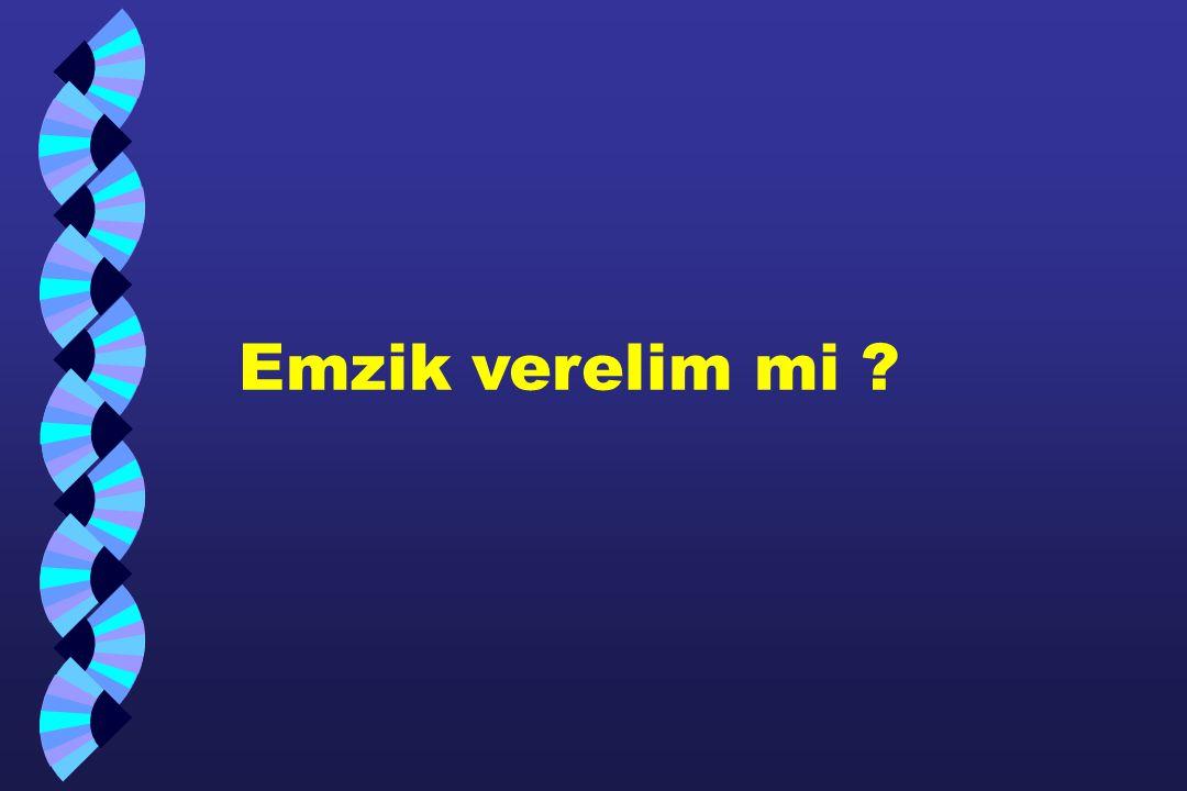 Emzik verelim mi ?
