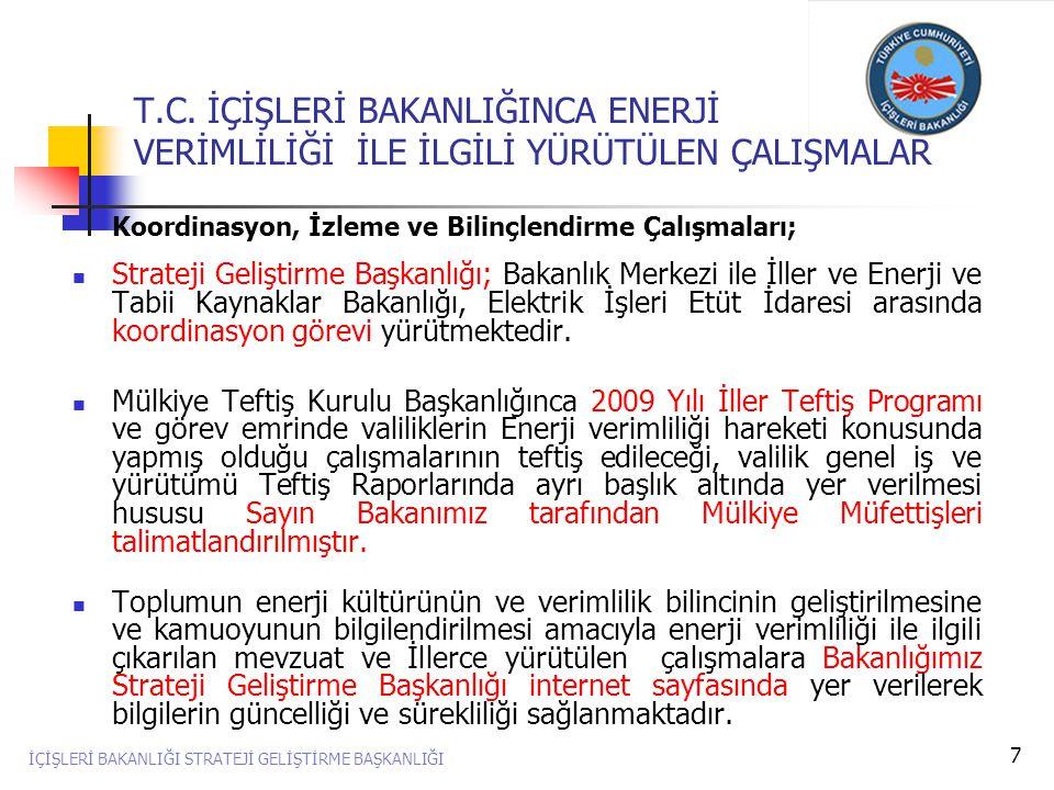 8 Ayrıca;  Yine İstanbul'da 15-16 Ocak 2009 tarihlerinde düzenlenen 1.