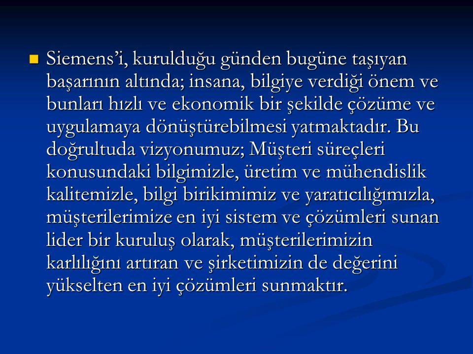 ZAYIF YÖNLER  Türkiye pazarındaki istikrarsızlıkta şirket için bir sorun oluşturmaktadır.