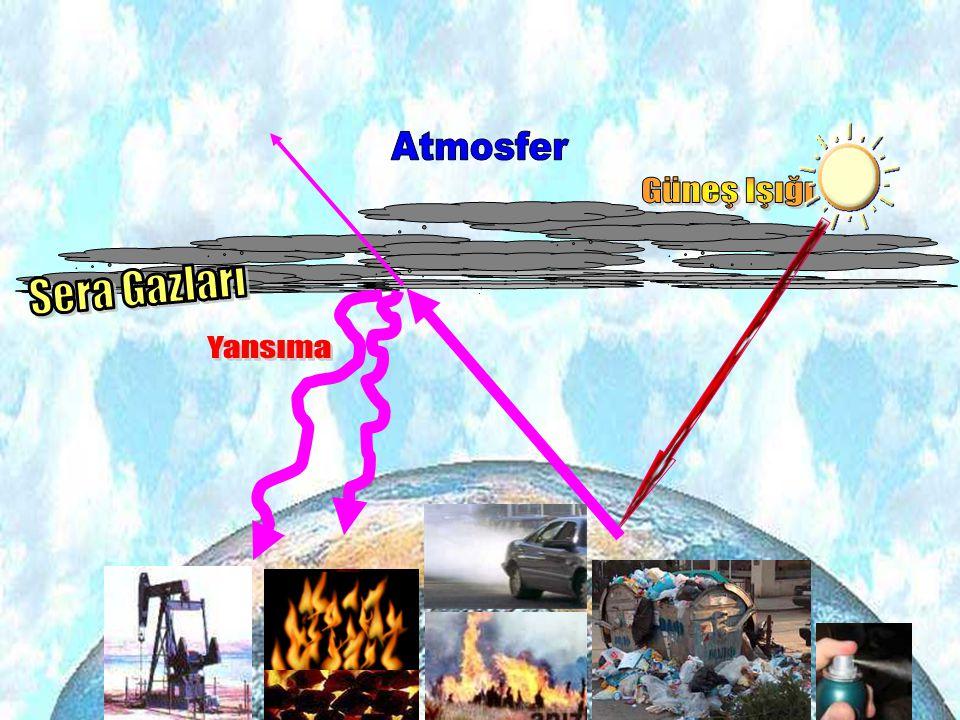 1918 2002 Kuzey Kutbu yakınlarındaki Blomstrandbreen buzulunun 1918 ve 2002'de çekilen Fotoğrafları, küresel ısınmanın boyutlarını açıkça gösteriyor.