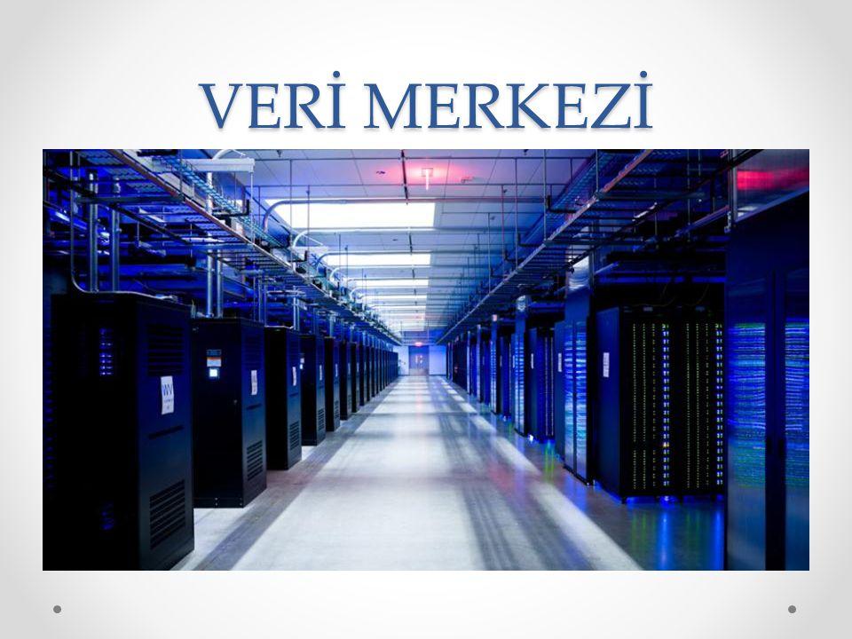VERİ MERKEZİNİN ENERJİ KULLANIMI Sunucu başına veri merkezi enerji kullanımı: • Sunucuların kendileri tarafından kullanılan enerjiyi içerir.