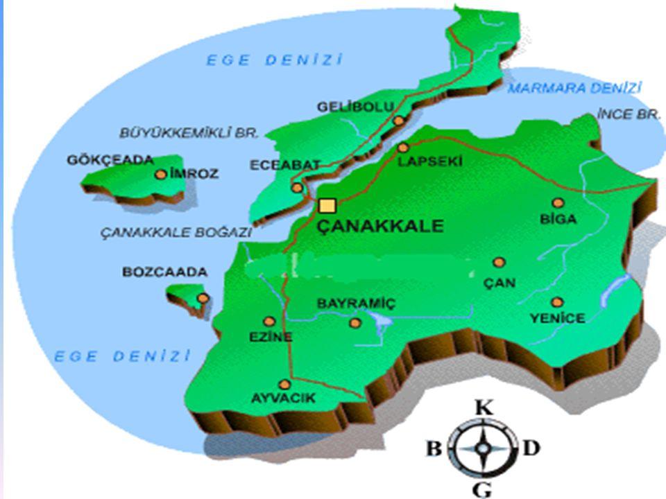 • Boğazda Feribot Taşımacılığı • Çanakkale boğazı Anadolu-Trakya ve Asya- Avrupa arasında karayollarını birbirine bağlayan önemli bir su yoludur.