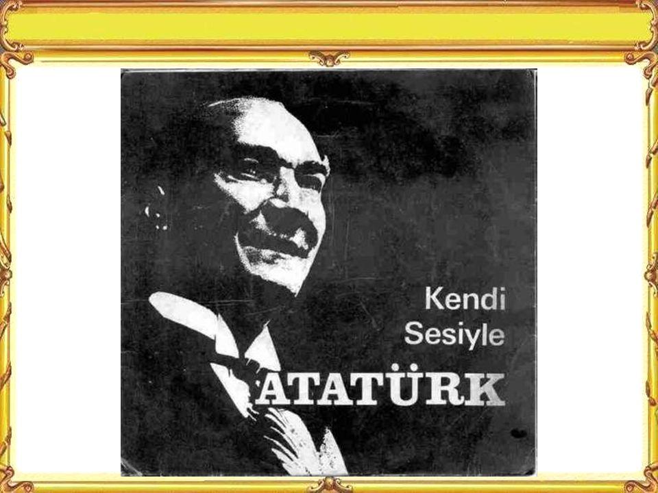 Yurdumuz işgal edilince M. Kemal ve arkadaşları hazırlıklar yaparak halkı örgütlemiş ve Kurtuluş Savaşını başlatmıştı. Bu savaşı hem devrin en büyük d