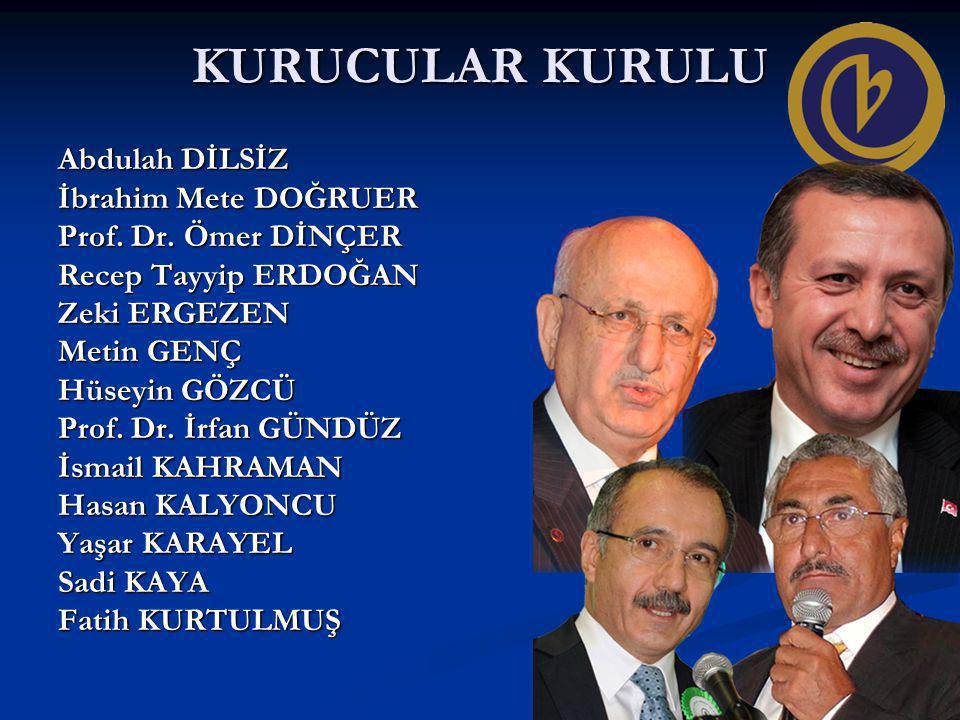 KURUCULAR KURULU M.