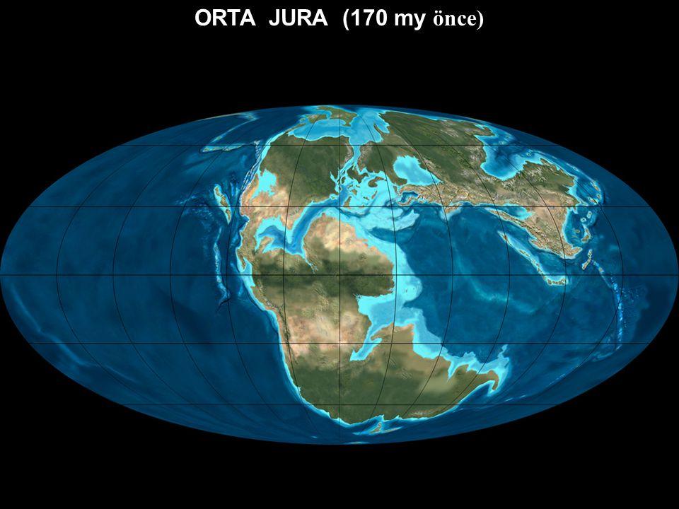 ERKEN JURA (190 my önce)