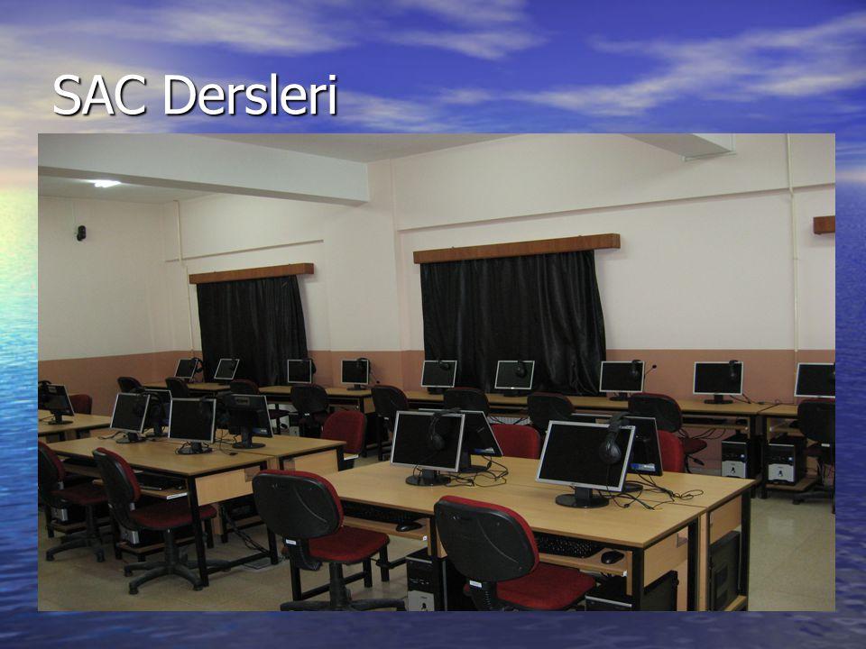 • Self Access Center Bireysel Erişim Merkezidir.