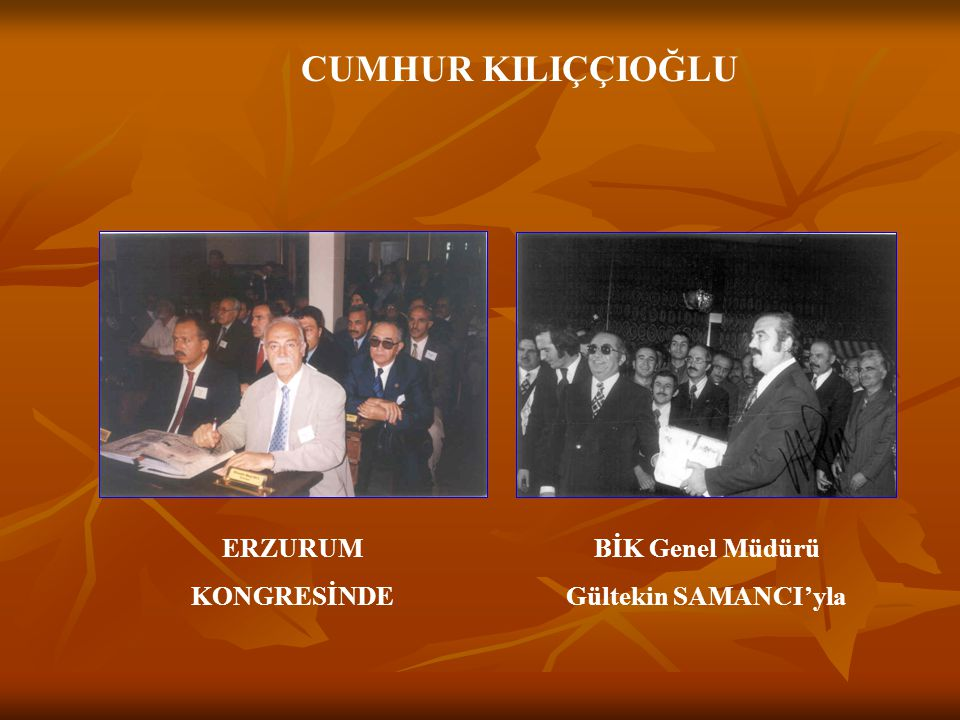 CUMHUR KILIÇÇIOĞLU Kadim Dostları Haluk, Abdullah ve Nihat'la Prof. Dr. Yalçın KÜÇÜK'le