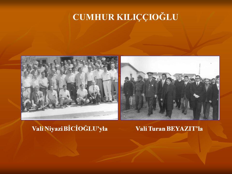 CUMHUR KILIÇÇIOĞLU Prof.Dr.Salih YILDIRIM'la Hasan Celal GÜZEL'le