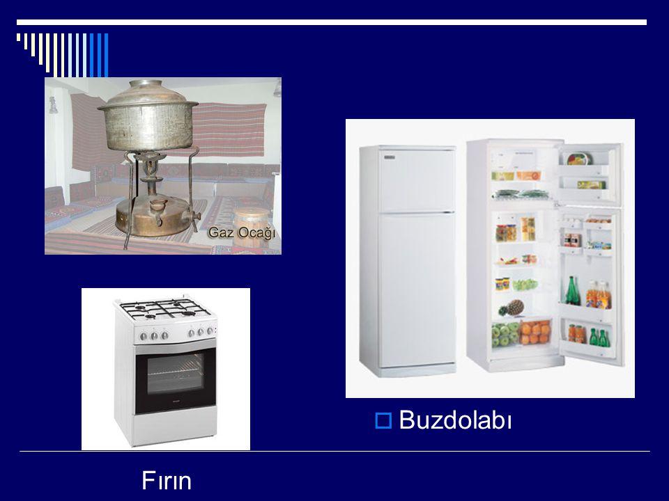  Buzdolabı Fırın