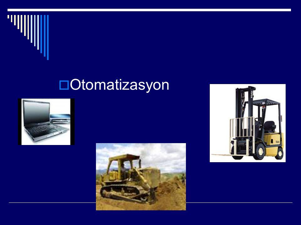  Otomatizasyon
