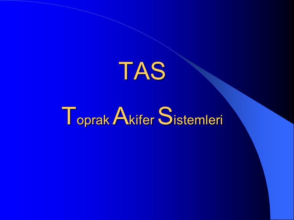 TAS T oprak A kifer S istemleri