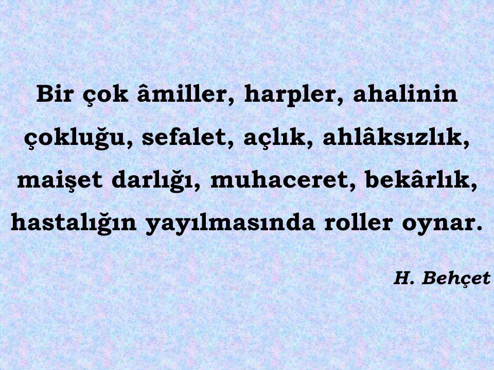 İNSİDANS Dünyada her yıl 12 milyon yeni Sy vakası Türkiye'de; 1985 yılında: 8.1/100.000 1990 : 5.2/100.000 Trabzon'da; 1998 yılında: 8.3/100.000, 1999'da: 8.5/100.000 İstanbul'da; 1994'de: 12.7/100.000, 2000'de: 18.8/100.000