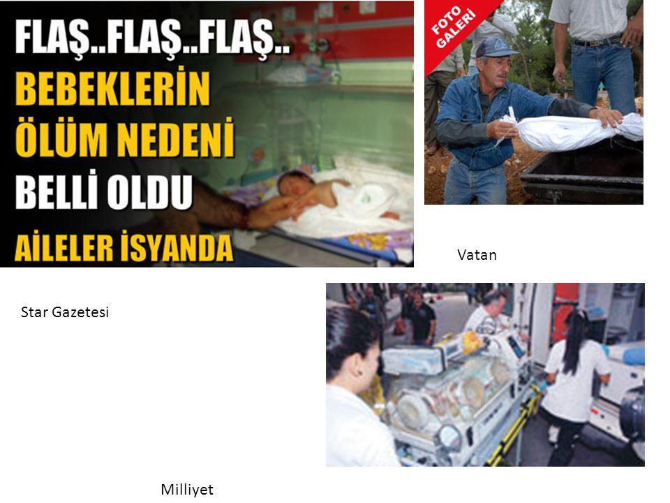 Star Gazetesi Milliyet Vatan