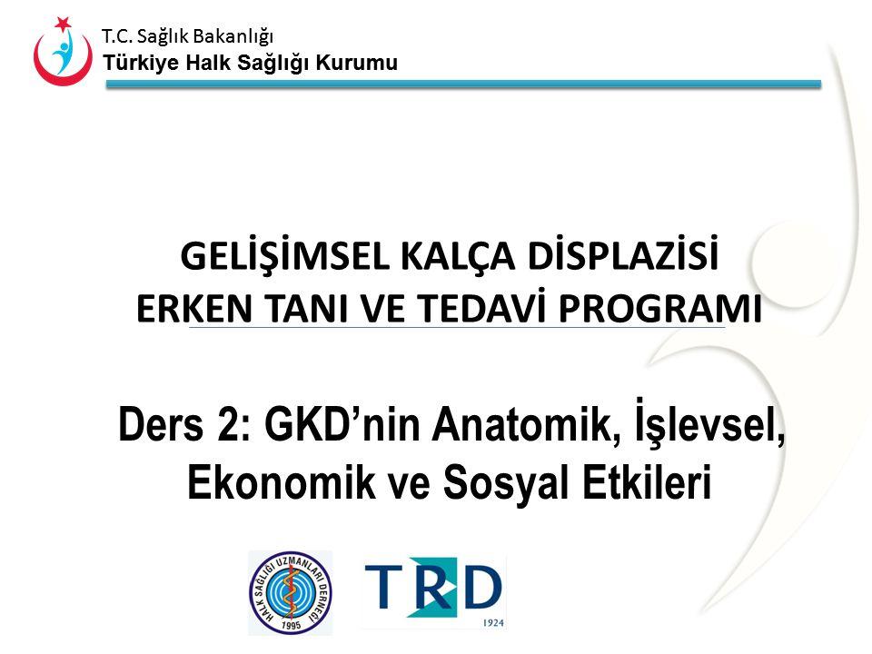 T.C. Sağlık Bakanlığı Türkiye Halk Sağlığı Kurumu tam çıkık
